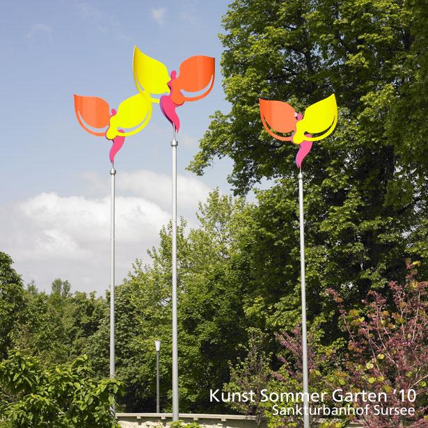 Kunst Sommer Garten '10